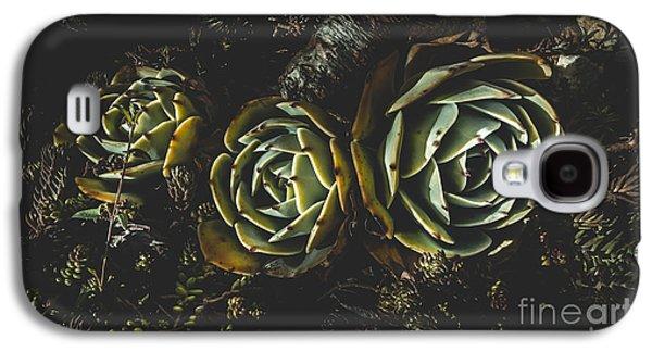 In Dark Bloom Galaxy S4 Case