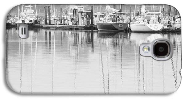 In Dock Galaxy S4 Case by Karol Livote