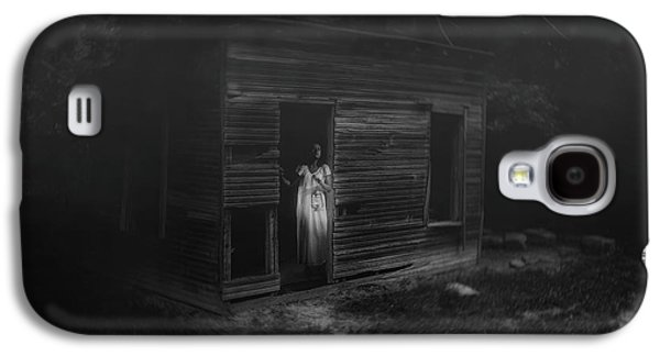 In Fear She Waits Galaxy S4 Case