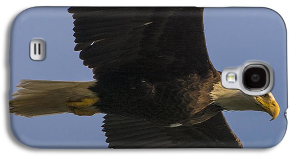 Galaxy S4 Case featuring the photograph In Flight by Gary Lengyel