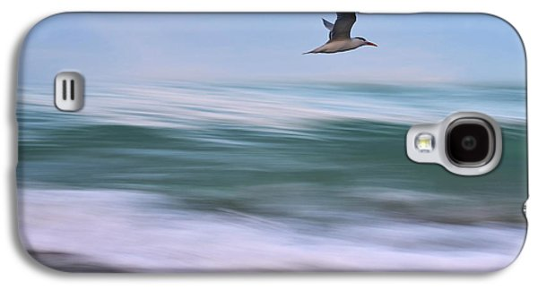 In Flight Galaxy S4 Case by Laura Fasulo