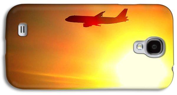 In Flight Galaxy S4 Case
