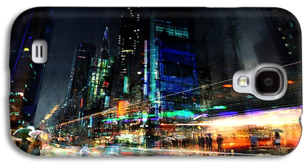 In Motion Galaxy S4 Case by Philip Straub