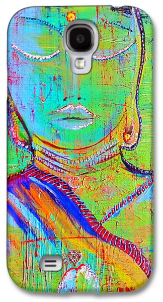 In Prayer Galaxy S4 Case by Francesca Heyer