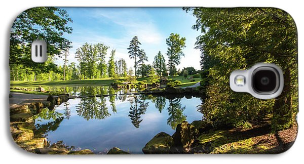In The Early Morning Light Galaxy S4 Case by Tom Mc Nemar