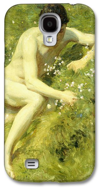 In The Meadow Galaxy S4 Case