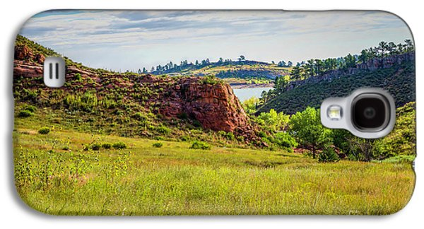 In The Meadow Galaxy S4 Case by Jon Burch Photography