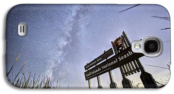In The Sea Oats Of Fort Pickens Galaxy S4 Case