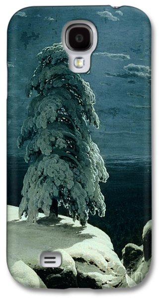 In The Wild North Galaxy S4 Case by Ivan Ivanovich Shishkin