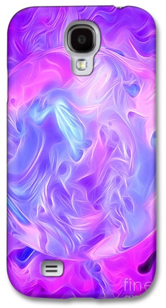In This Fantasy World Galaxy S4 Case