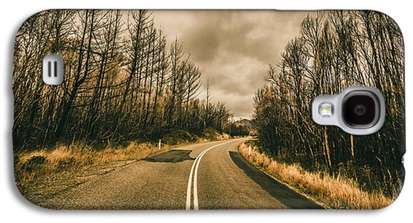 In Winters Way Galaxy S4 Case by Jorgo Photography - Wall Art Gallery