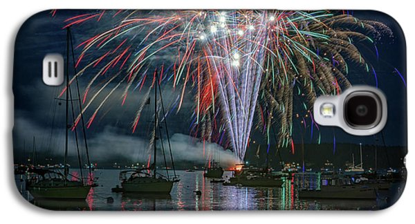 Independence Day In Maine Galaxy S4 Case