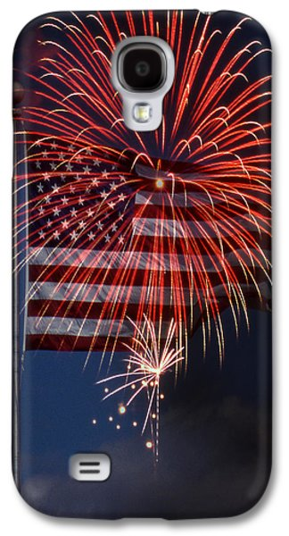 Independence Day Galaxy S4 Case by Skip Willits