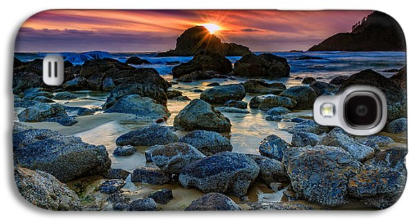 Indian Sunset Galaxy S4 Case