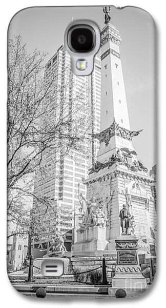 Indianapolis Soldiers And Sailors Monument  Galaxy S4 Case by Paul Velgos