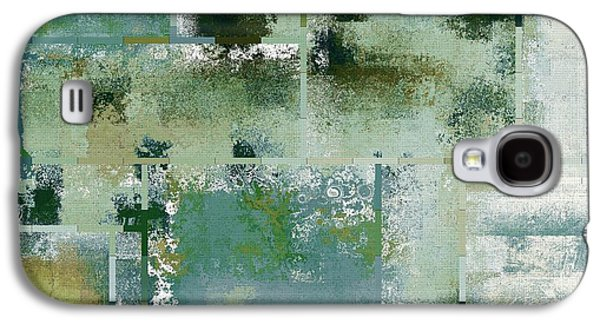 Industrial Abstract - 17t Galaxy S4 Case