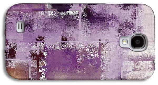 Industrial Abstract - 18t Galaxy S4 Case