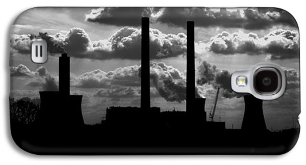 Industrial Night Galaxy S4 Case