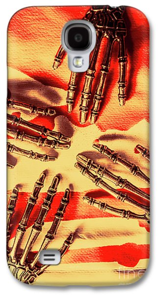 Industrial Death Machines Galaxy S4 Case