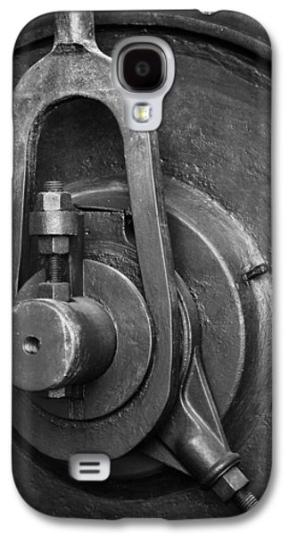 Gear Photographs Galaxy S4 Cases - Industrial detail Galaxy S4 Case by Carlos Caetano