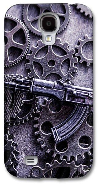 Industrial Firearms  Galaxy S4 Case by Jorgo Photography - Wall Art Gallery