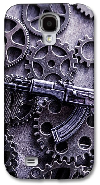 Industrial Firearms  Galaxy S4 Case