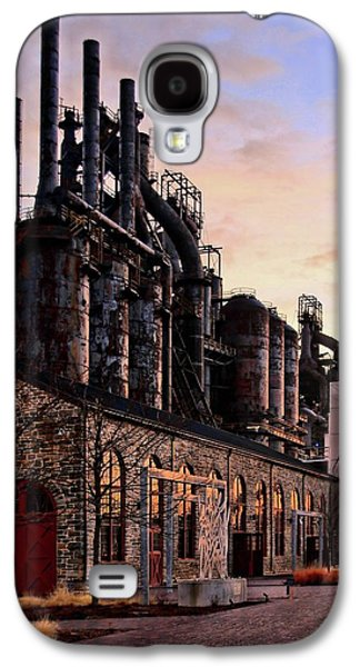 Industrial Landmark Galaxy S4 Case