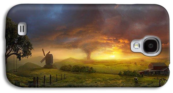Infinite Oz Galaxy S4 Case by Philip Straub