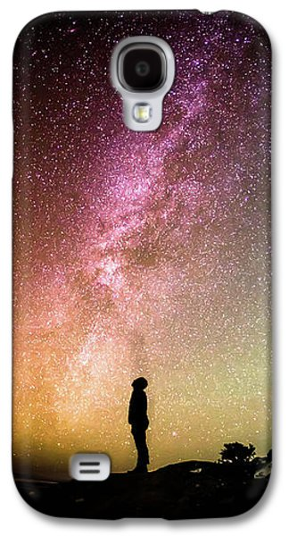 Infinite Possibilities Galaxy S4 Case by Happy Home Artistry