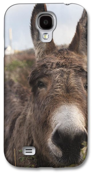 Inishmore Island Adorable Donkey Galaxy S4 Case