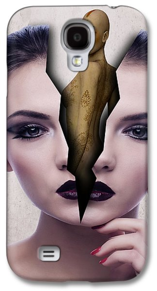 Beauty From Within Galaxy S4 Case