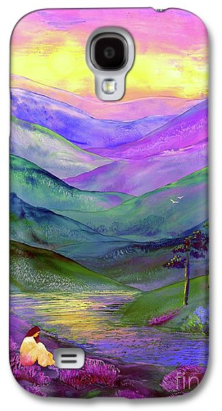 Inner Flame, Meditation Galaxy S4 Case
