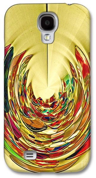 Galaxy S4 Case featuring the photograph Inner Peace by Nareeta Martin