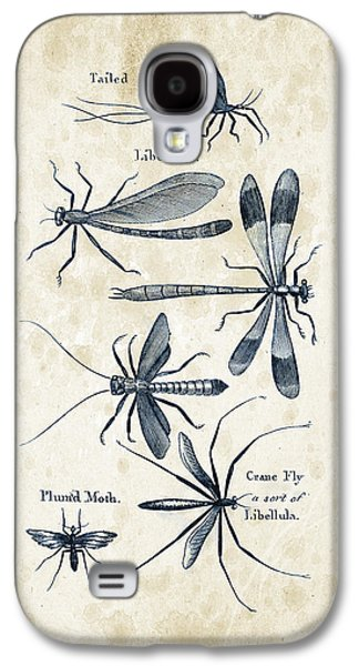 Insects - 1792 - 11 Galaxy S4 Case by Aged Pixel