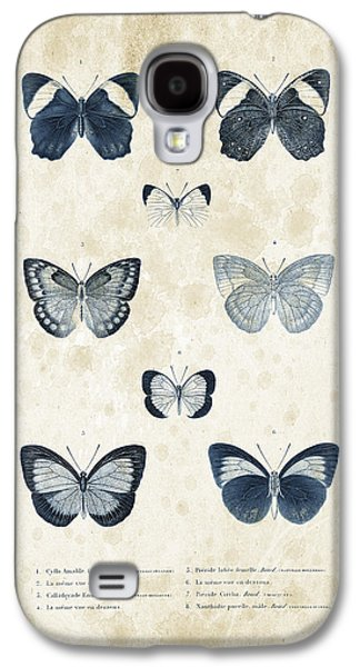 Insects - 1832 - 02 Galaxy S4 Case by Aged Pixel