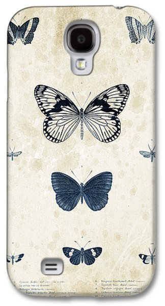 Insects - 1832 - 03 Galaxy S4 Case by Aged Pixel