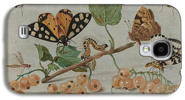 Insects And Fruit, Galaxy S4 Case