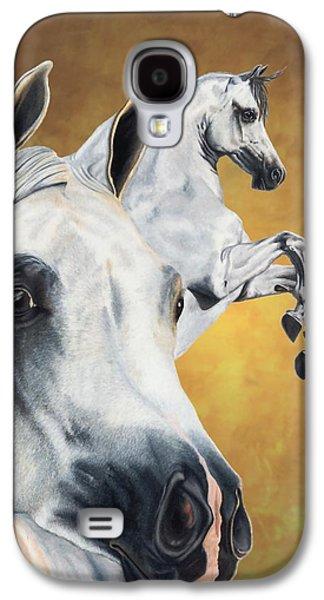 Horse Galaxy S4 Case - Inspiration by Kristen Wesch