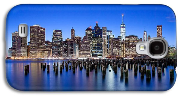 City Scenes Galaxy S4 Case - Inspiring Stories by Az Jackson