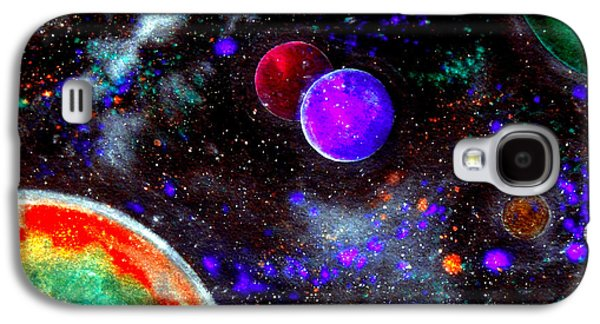 Intense Galaxy Galaxy S4 Case