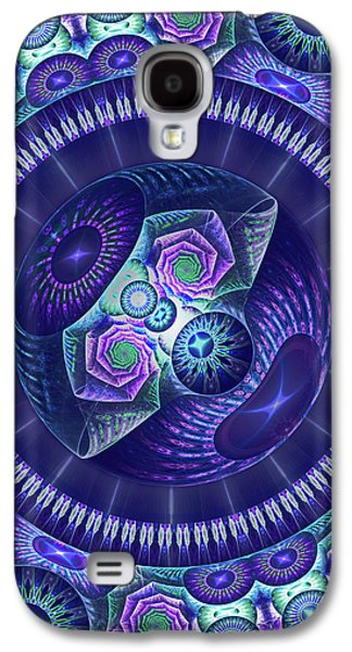 Interdimensional Orrery Galaxy S4 Case