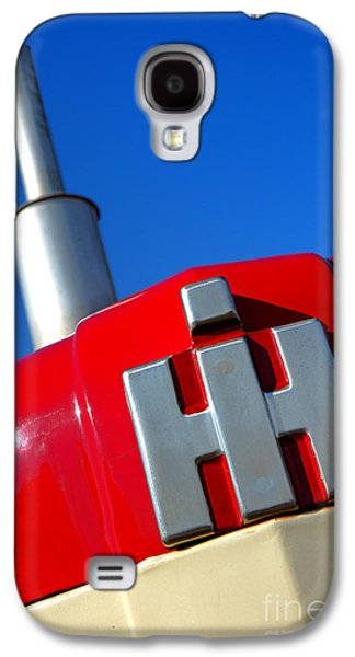 International Harvester Tractor  Galaxy S4 Case