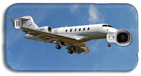 Jet Galaxy S4 Case - International Jet Management by Smart Aviation