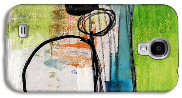 Intersections #34 Galaxy S4 Case by Linda Woods