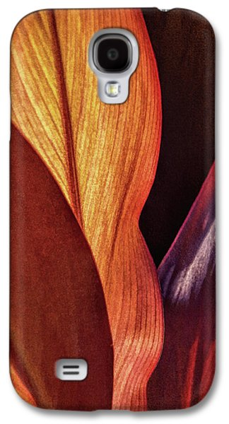 Interweaving Leaves I Galaxy S4 Case