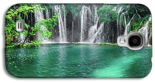 Into The Waterfalls - Plitvice Lakes National Park Croatia Galaxy S4 Case