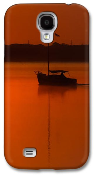 Into The Light Galaxy S4 Case by Karen Wiles