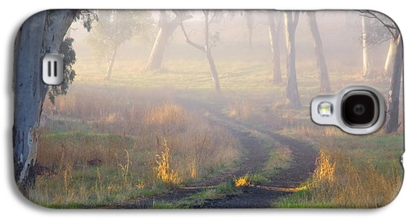 Into The Mist Galaxy S4 Case by Mike  Dawson