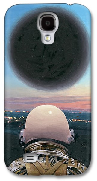 Into The Void Galaxy S4 Case by Scott Listfield