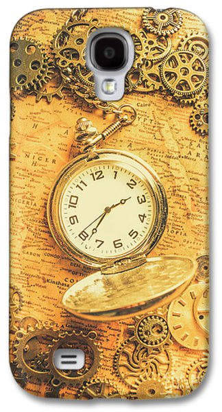 International Travel Galaxy S4 Case - Invention Of Time by Jorgo Photography - Wall Art Gallery